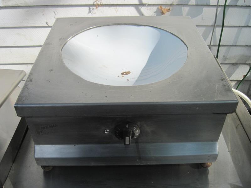 Induktsioonpliit Menusystem CH-9014