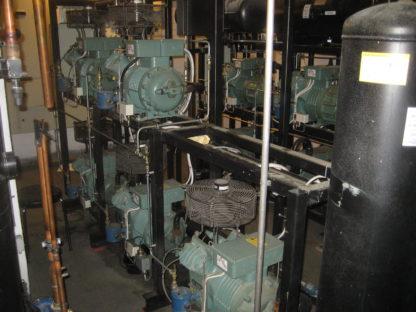 Kompressor Bitzer 4P10,2Y R404a