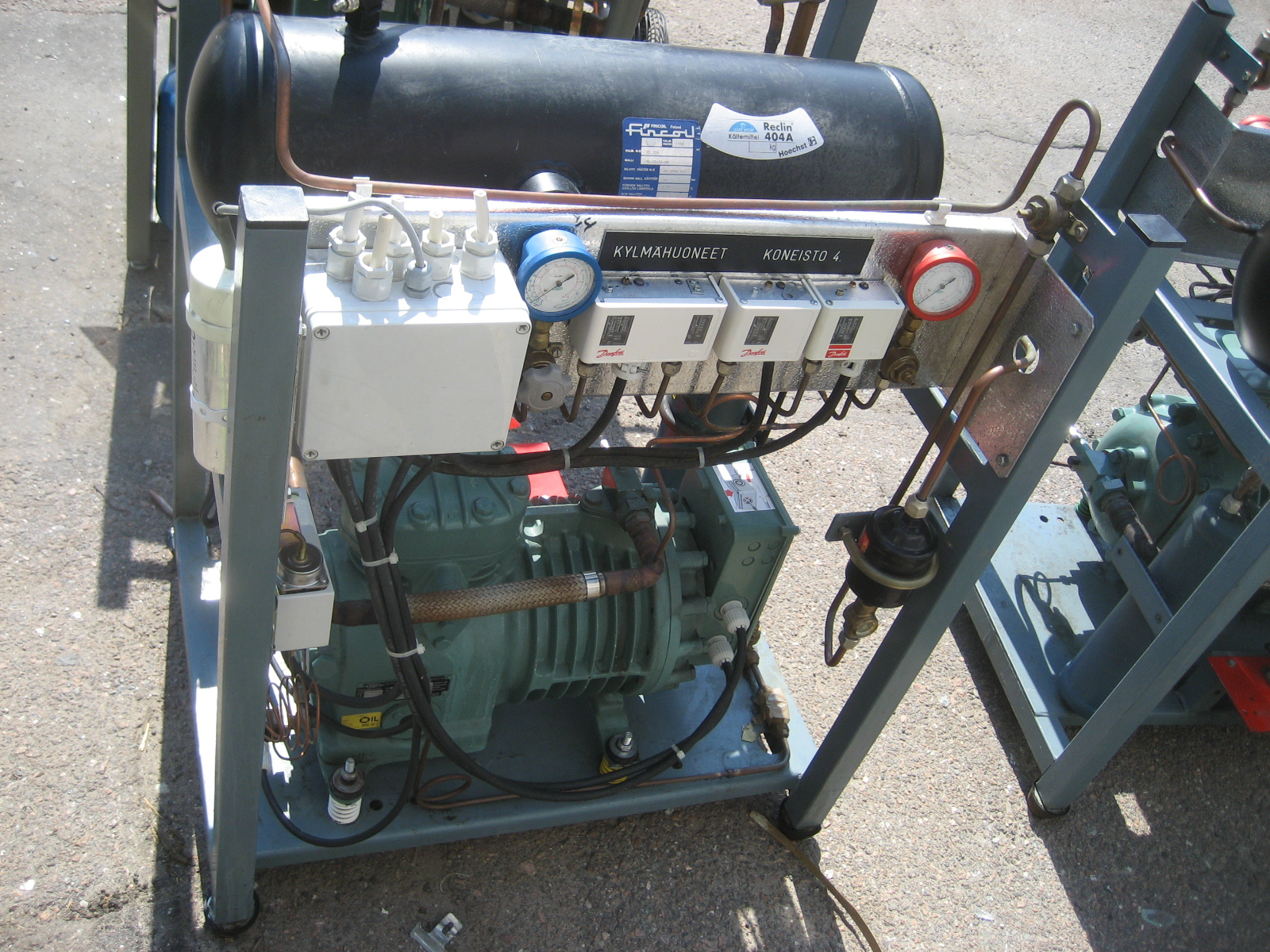 Kompressoripukk Bitzer 2U3,2Y