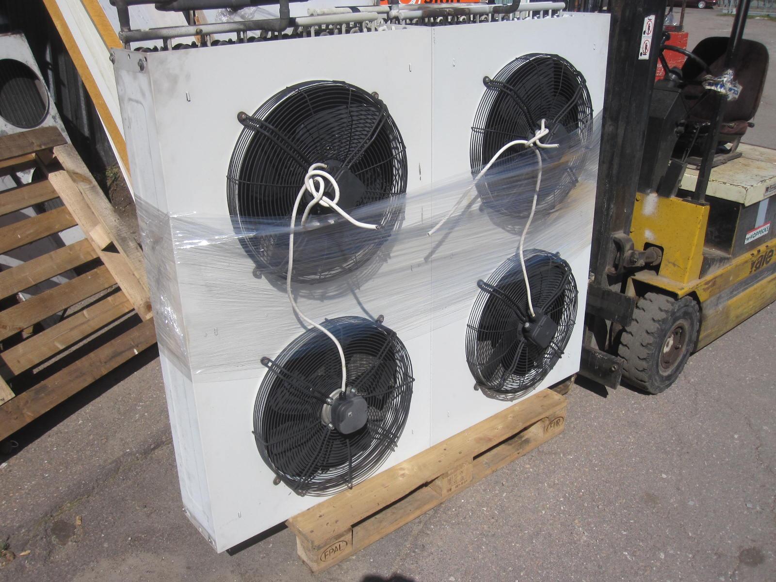 Kondensaator Friga Bohn WA 2×44 04 06P 75 kw