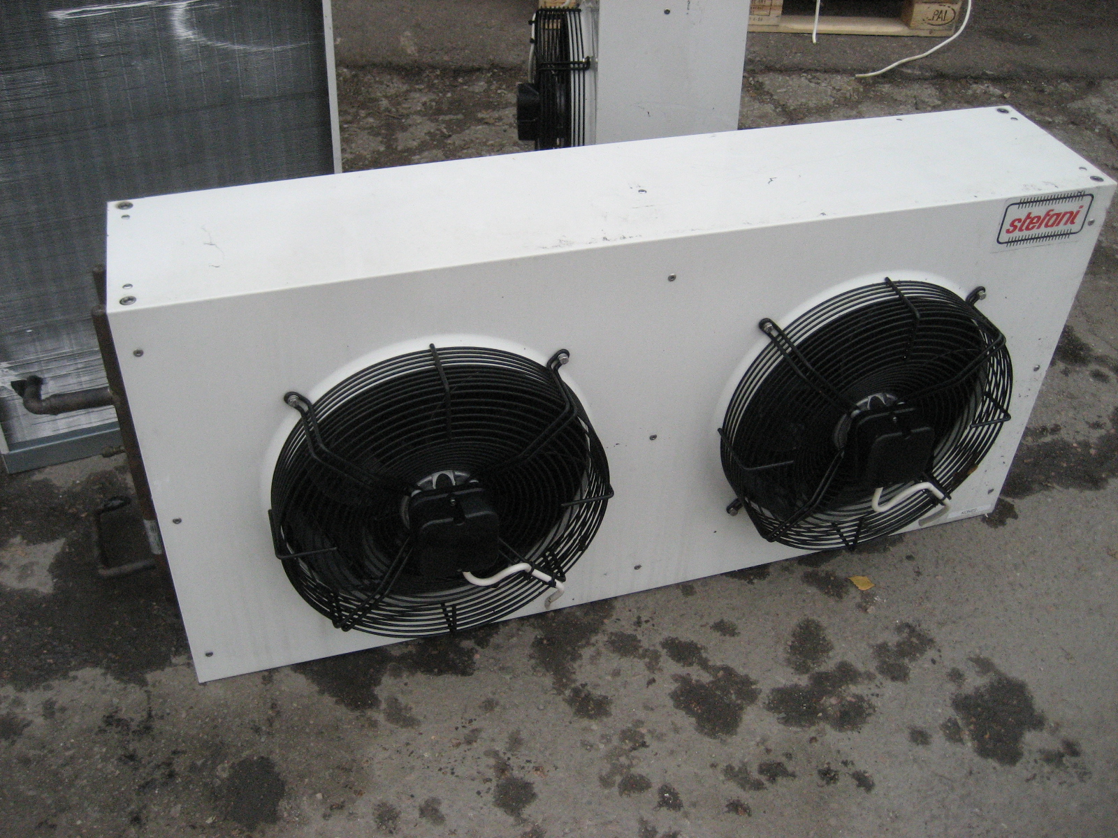 Kondensaator Stefani SCS 035/2 C 45 H