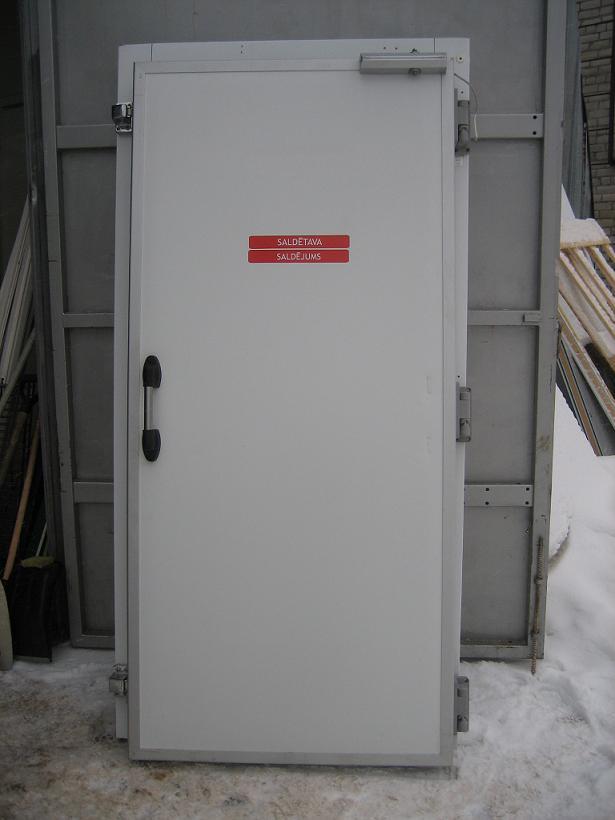 Sügavkülmkambri uks koos lengiga
