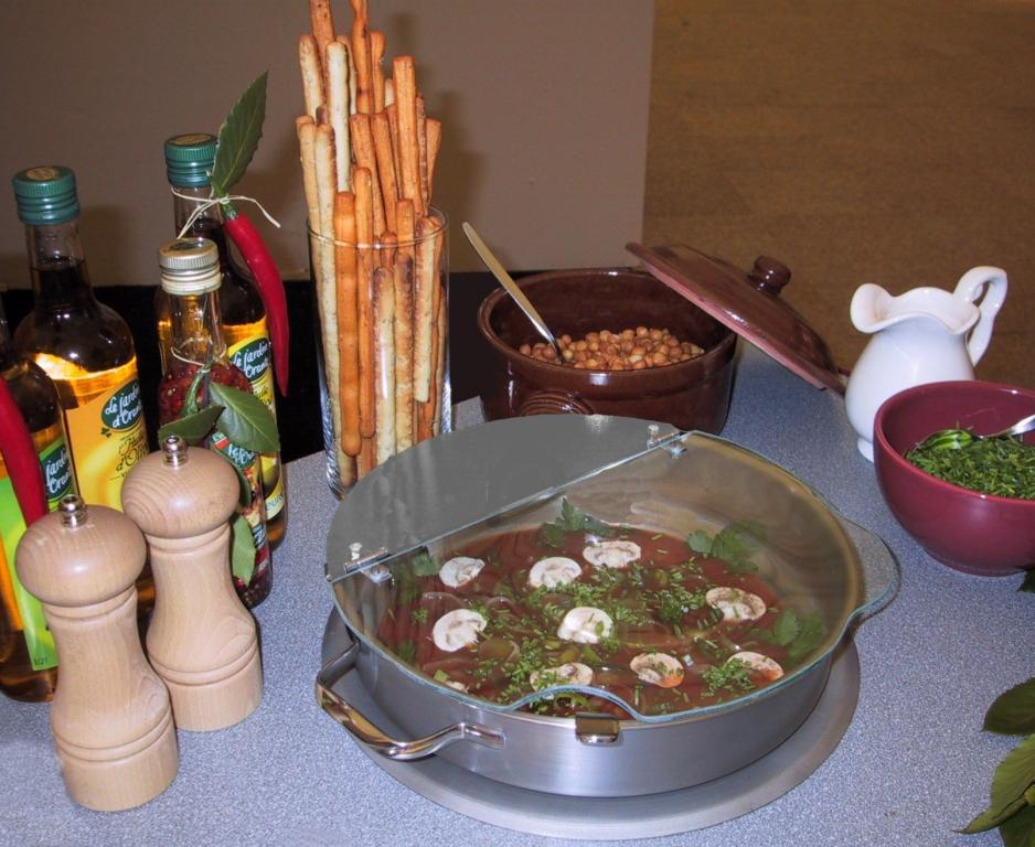 Serveerimispott Soup Wel